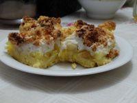 Kruche ciasto z jabłkami