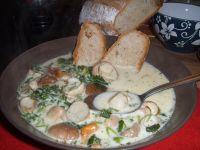 Kulajda czeska zupa grzybowa