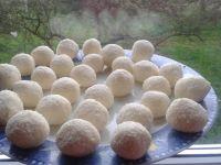 Kulki serowo-kokosowe