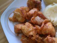 Kurczaczki w panierce
