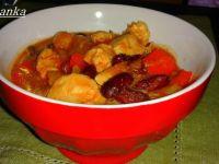 Kurczak ala chilli cone carne rozanki