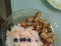 kurczak - kolacja dla sportowca