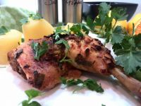 Kurczak marynowany w cytrusach