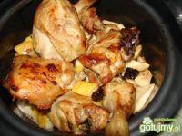 Kurczak smażony - zapiekany