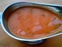 Lekki sos na maśle