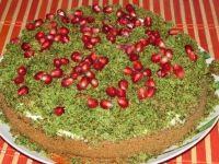 Leśny mech, czyli ciasto ze szpinakiem