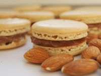 Makaroniki - słodkie migdałowe ciasteczka