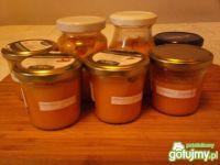 Marchewka z jabłkiem, 7 słoiczków