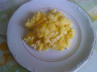 Maślana jajecznica
