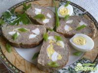 Mięso mielone pieczone z jajkiem