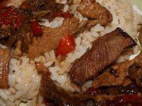 Mięso w stylu chińskim