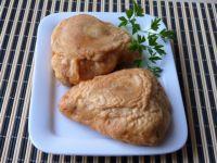 Mięso z kurczaka w majonezowej panierce