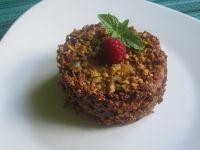 Mini baklava z orzechami i pistacjami