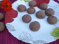 Mini-ciasteczka z budyniem