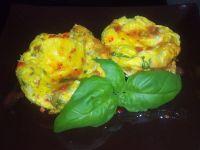 Mini omlety zapiekane