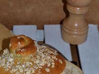 Miseczki chlebowe na kefirze