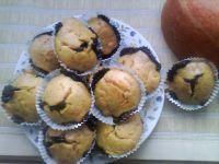 Mocno dyniowe muffinki