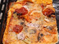 Moja ulubiona domowa pizza
