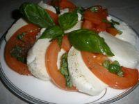 Mozzarella w pomidorach