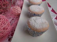 Muffiny z kisielem