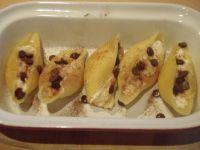 Muszle makaronowe z serem