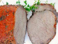 Na kanapki: pieczona wołowina
