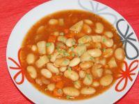 Najlepsza zupa fasolowa