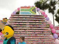 Najwyższa wieża z babeczek