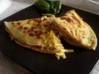 Naleśniki francuskie z szynką i serem