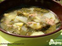 Oberiba czyli zupa z kalarepy
