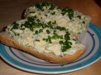 Ostra pasta jajeczna