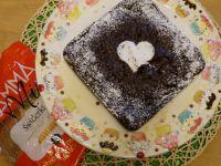 Oszukane brownie makaronowe