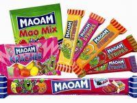 Owoce - smaki Maoam