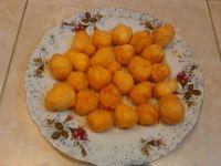 Pączki serowe szybkie