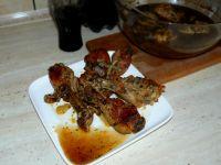 Pałki z kurczaka w coca- coli
