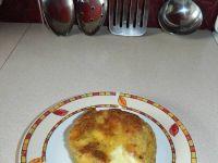 Panierowany ser pleśniowy