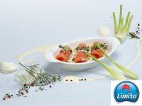 Pappardelle z mascarpone i wędzonym łososiem