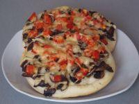 Paprykowe pizzerinki
