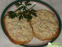 Pasta z szynką wg katarzynka455