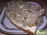 Pasta z tuńczyka z musztardą