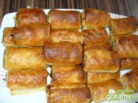 Paszteciki drobiowe z mięsa francuskiego