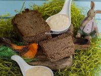 Pasztet drobiowo-wieprzowy z warzywami
