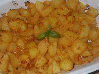 Pieczone ziemniaczki z peperoni