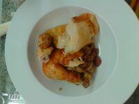 Pieczony kurczak po polsku