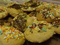Pierniczki: ciasteczka cytrynowo - cynamonowe