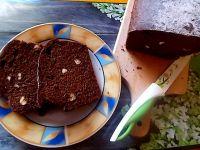 Piernik marchwiowy na miodzie