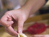 Pierogi leniwe z sera białego