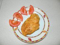 Pierś z kurczaka pieczona w jogurtowej marynacie