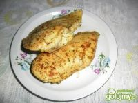Pierś z kurczaka smażona w papierze