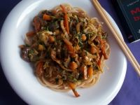 Pikantna potrawka warzywna